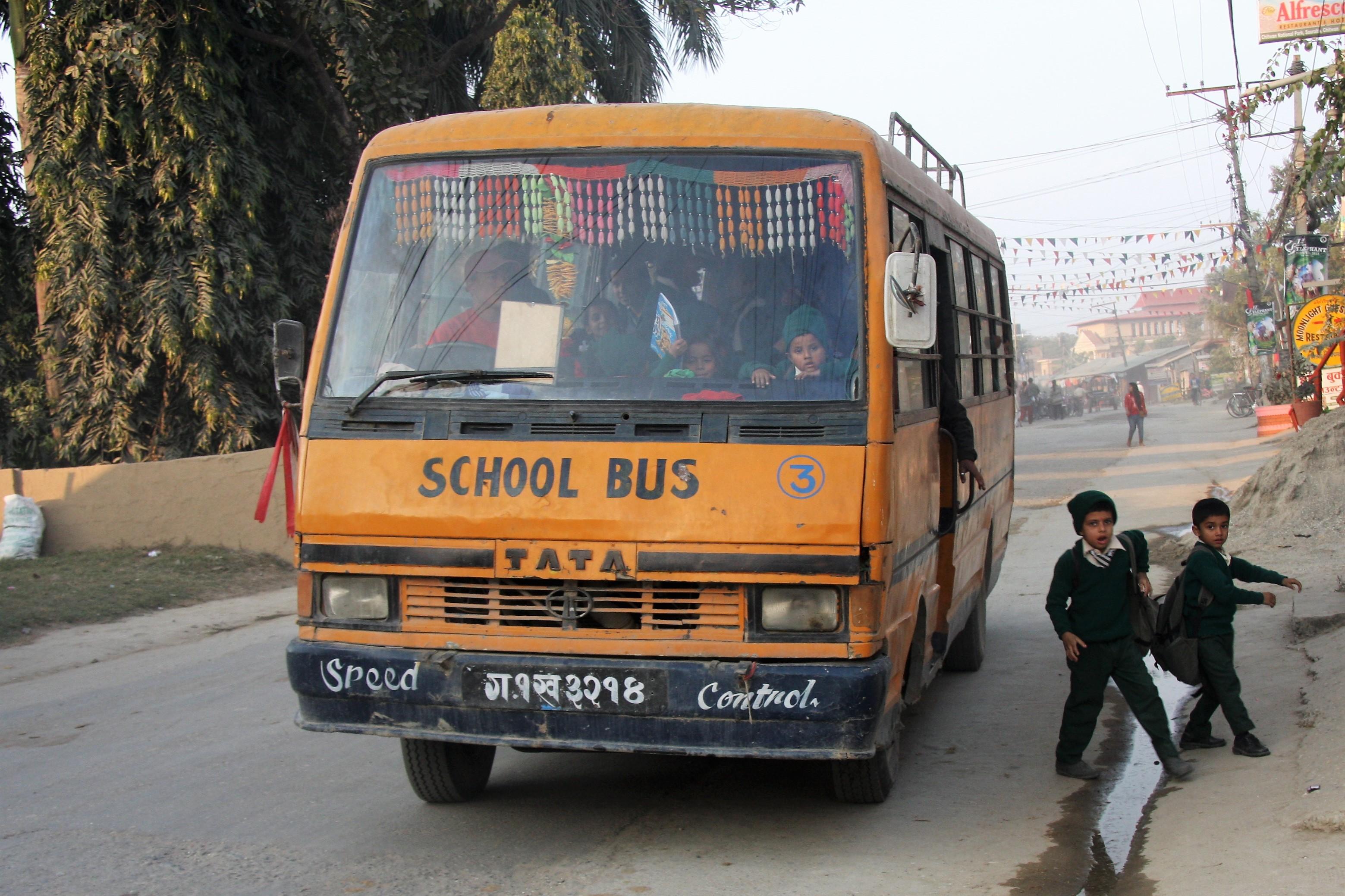 Sapana School Projekt