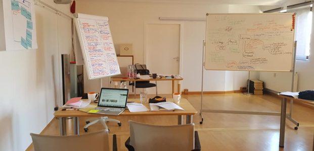Weiterbildung zum/r Seminarleiter*in und Trainer*in für Agiles Arbeiten und scrum