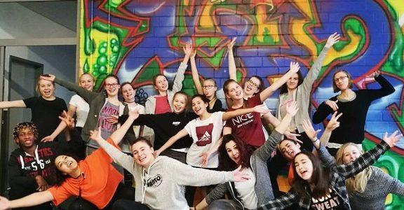 Jugendliche stärken ihre Persönlichkeit gemeinsam
